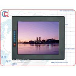 奇创彩晶嵌入式电阻触摸工业显示器图片