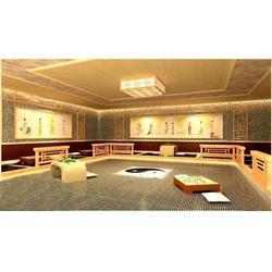 万阳汗蒸装饰(图)、能量沙浴房建造、山东能量沙浴房图片