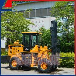 叉车、堆高 叉车 全地形叉车、龙建机械(优质商家)图片