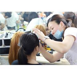 爱慕化妆美甲造型培训学校(图),永川化妆盘发,铜梁化妆图片