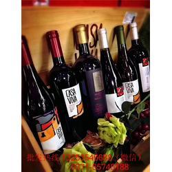 送禮用的紅酒原裝進口-名莊酒圖片