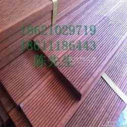 非洲菠萝格板材订尺加工菠萝格防腐木现货供应图片