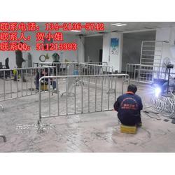 不锈钢铁马围栏哪里有专业的厂图片