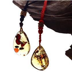 崇左市琥珀蜜蜡加盟、晶石灵彩宝(在线咨询)、琥珀蜜蜡加盟费用图片