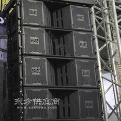 双8寸3分频8单元大功率线阵音箱图片