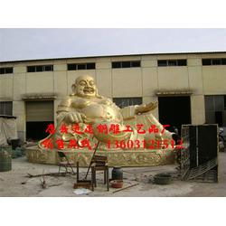 沈阳铜弥勒佛-铜弥勒佛铸造-进忠雕塑(优质商家)图片