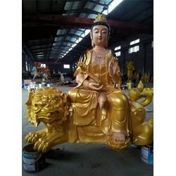 进忠雕塑(图) 铜文殊普贤 三门峡铜文殊普贤图片