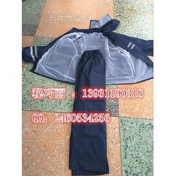 分体式防静电雨衣多功能防静电雨衣生产指标图片