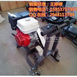 型号 HKC-180浩鸿路面开槽机马路切割机混凝土切缝机图片