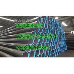 天然气专用L245高频电阻焊直缝钢管厂家图片