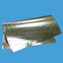 打孔铝箔夹筋 奇安特保温材料 打孔铝箔夹筋生产厂家图片