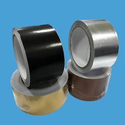 浙江黑膜胶带_无锡奇安特保温材料_黑膜胶带制造商图片