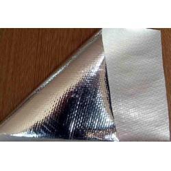 双面镀铝膜夹筋|无锡奇安特保温材料|陕西镀铝膜夹筋图片