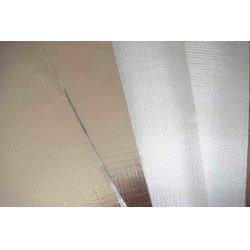 阻燃铝箔玻纤布报价、奇安特保温材料、阻燃铝箔玻纤布图片