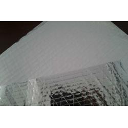 双面铝膜编织布、苏州铝膜编织布、无锡奇安特保温材料图片