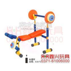 幼儿园滑梯转椅攀岩大型玩具桌椅秋千玩具柜到鑫兴玩具厂图片
