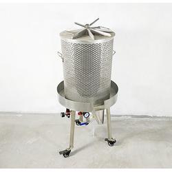 诸城酒庄酿酒设备(多图),渭南苹果压汁机生产技术图片