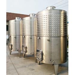 河池黄酒发酵桶长期加工|诸城酒庄酿酒设备图片