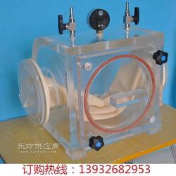 定做厂家21mm有机玻璃防潮箱图片