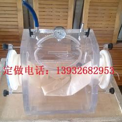 批量生产加工60升有机玻璃干燥箱图片