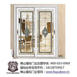 福裕门业,肇庆铝合金门窗,铝合金门窗报价图片
