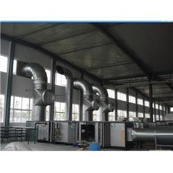 铁凌金属加工安装厂、汕头通风工程、厂房通风工程图片