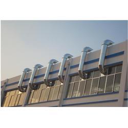 工厂白铁通风工程-汕头白铁通风工程-铁凌环保通风工程(查看)图片