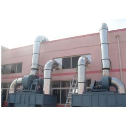 广州厂房白铁通风工程-白铁通风工程-广州铁凌环保通风工程图片