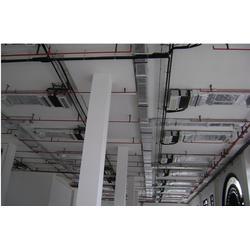 铁凌金属加工厂 广州镀锌通风管道制作-通风管道制作图片