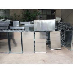 通风管道设计 广州地下室通风管道设计 广东铁凌金属加工