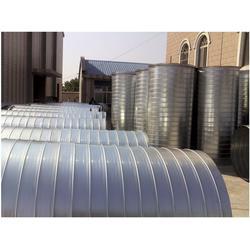 广州专业生产通风管道、铁凌金属制品、番禺厂房通风管道图片