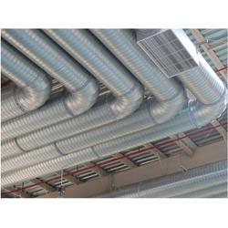 衡阳螺旋风管加工|白铁皮螺旋风管加工厂|欢迎来电铁凌金属厂图片