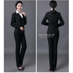 高端职业装女装套装 两件套工作服面试正装套裙女士商务西装图片