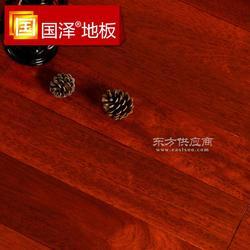 地热地板怎么选择 国泽地热地板 地暖地板厂家图片