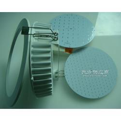 压铸铝ADC-12LED筒灯外壳6寸16W图片