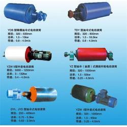 日照电动滚筒-凯信设备厂-摆线针轮油冷式电动滚筒图片