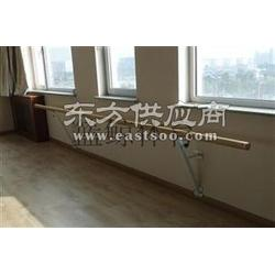 壁挂固定舞蹈把杆厂家膨胀螺丝固定非常牢稳图片