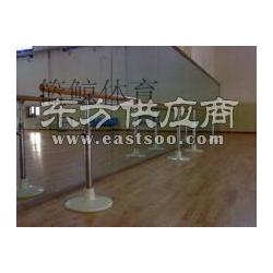 移动舞蹈把杆厂家升级不锈钢立柱高端大气图片
