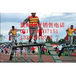 移动式400米障碍器材厂家全套10公分训练器材优惠价图片