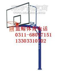 地埋篮球架生产厂家 地埋篮球架多少钱图片
