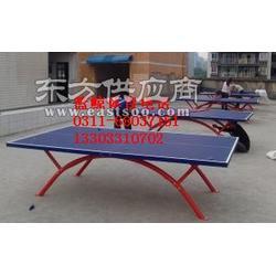 折叠乒乓球台工厂与家人共享其乐融融图片
