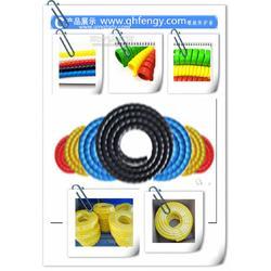 缠绕管,电线缠身体表面上满是创伤绕管,螺旋而缠绕管图片
