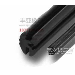 供应三元乙丙玻璃密封条,PVC三口密封条图片