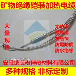 铠装MI加热电缆 防腐伴热带 高温不锈钢保温线 防水绝缘加热丝图片
