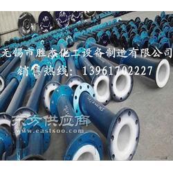 搪玻璃管道专业生产公司选择胜杰化工设备公司图片
