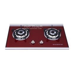 美炊A33嵌入式双灶煤气灶双炉天然气液化气燃气灶图片