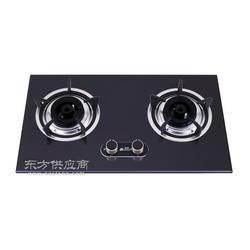 美炊A81燃气灶嵌入式双灶具金刚陶瓷面板聚能灶图片