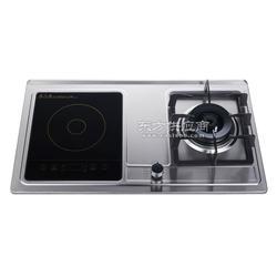 美炊AQ03气电两用灶电气灶嵌入式燃气灶电磁炉煤气灶图片