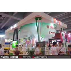 广州2016美博会展台制作、美博会展台制作、叁鑫展览(查看)图片