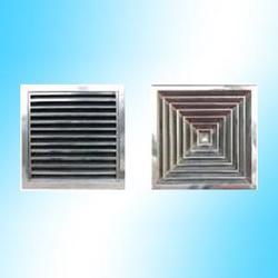 福星空调设备,铝合金百叶风口,山东铝合金百叶风口图片
